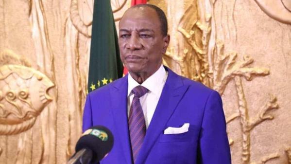 Le message du Pr Alpha Condé au peuple Guinéen
