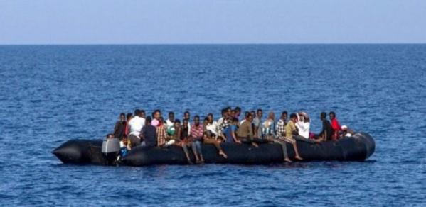 «Barça ou Barsakh» : Une autre pirogue se renverse en mer, seuls 39 migrants repêchés !
