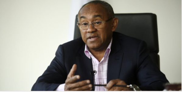 Présidence de la CAF : Ahmad Ahmad candidat pour un second mandat.