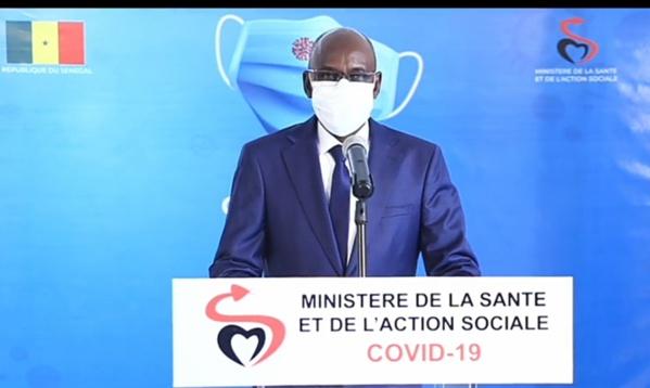 SÉNÉGAL : 11 nouveaux cas testés positifs au coronavirus, 121 nouveaux guéris, 1 nouveau décès et 6 cas graves en réanimation