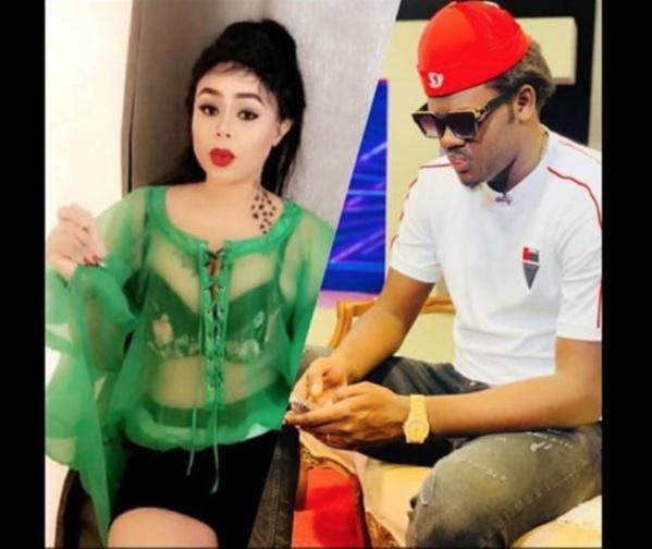 """(Photos)-La nouvelle femme de Omaro se dévoile en mode jongué sur snap : """" Kouy outeu Dieukeur na rafete té sante Gueye"""""""