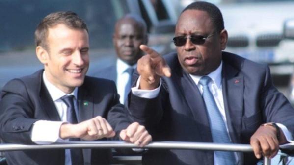 Emmanuel Macron s'exprime sur sa diplomatie vis-à-vis de l'Afrique