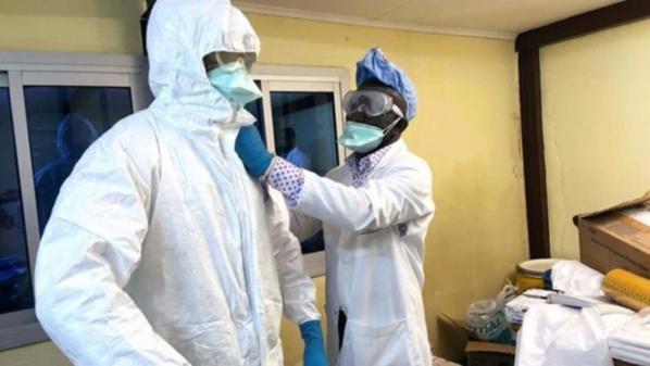 15 membres de la délégation malienne testés positifs!