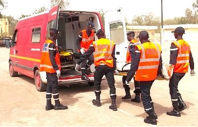 Accident sur l'avenue Lamine Guèye: Un mort et plusieurs blessés, dont 2 graves