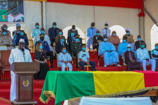 Le Musée du grand stade du Sénégal portera le nom de Pape Bouba Diop