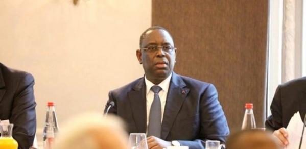 APR : Macky met en garde les ministres limogés et sermonne les nouveaux