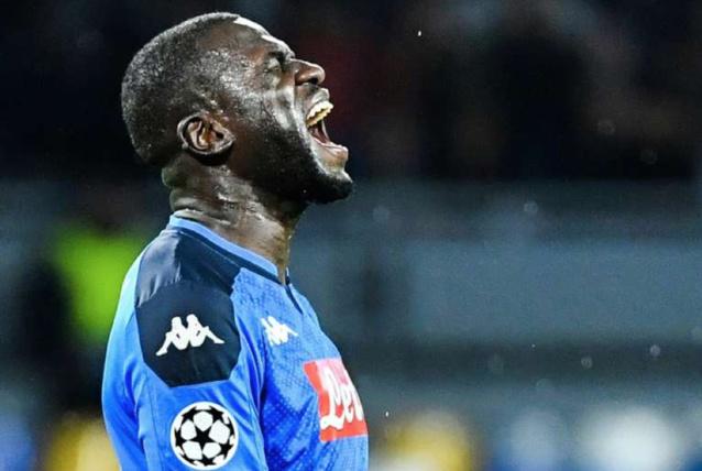 Le Napoli de Kalidou Koulibaly se place parmi les favoris pour l'Europa League