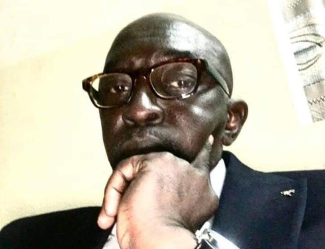 Macky face à la presse- Les regrets de notre confrère Mbaye Jacques Diop