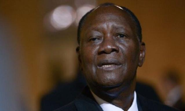 Côte d'Ivoire: le cortège d'Alassane Ouattara fait un grave accident