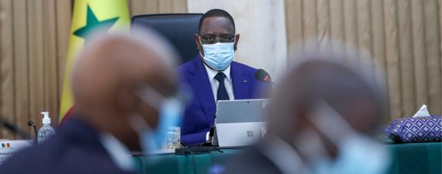 Etat d'urgence…: Les axes phares du discours de Macky