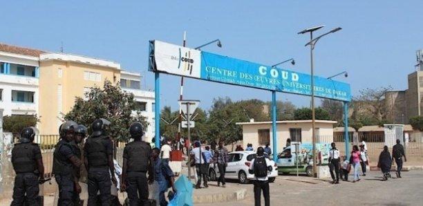 Etat d'urgence à l'Ucad : Le couvre-feu change tout !