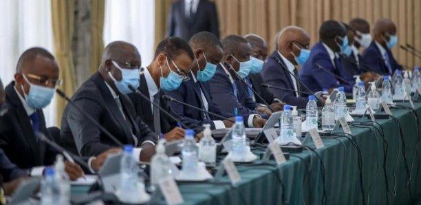 Les nominations du Conseil des ministres du 20 Janvier 2021