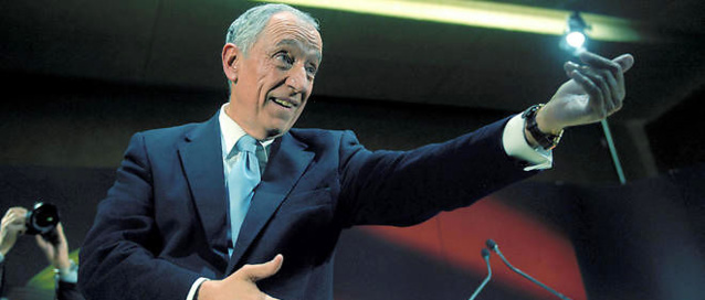 Portugal : le président sortant, Marcelo Rebelo de Sousa, réélu au premier tour