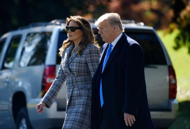 Donald et Melania Trump : le personnel de la Maison Blanche ravi de leur départ