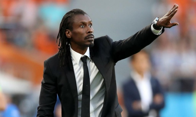 Présidence CAF : Aliou Cissé évoque les chances de Me Augustin Senghor
