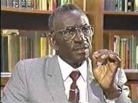 7 FEVRIER 1986 – 7 FEVRIER 2021 : HOMMAGE A CHEIKH ANTA DIOP, PHARAON DU SAVOIR ET ARTISAN DU REVEIL DU MONDE NEGRE POUR L'ETERNITE (Par Mamadou Moustapha FALL)
