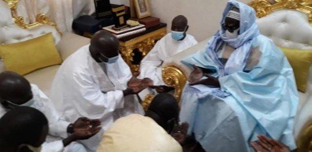 Décès de Sokhna Ndioba Niane : Idrissa Seck présente ses condoléances au Khalife des mourides