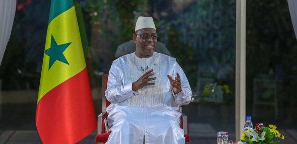 Le Président Macky SALL sur l'affaire Sonko/ Adji Sarr « j'ai suffisamment de choses à faire que de comploter... »