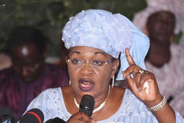 Assemblée nationale: Aïda Mbodji démonte la procédure, mais est submergée par des disputes