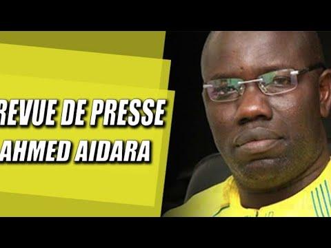 Revue de presse (wolof) Zik Fm du lundi 01 Mars 2021 avec Ahmed Aidara