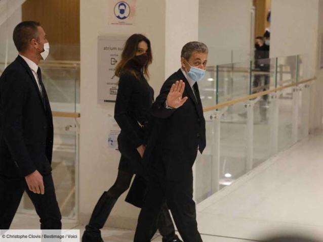 Son mari, Sarkozy condamné, Carla Bruni réagit