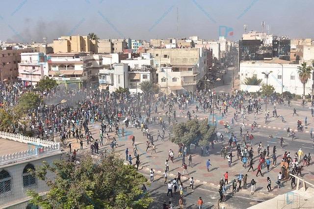 Suites aux violentes manifestations : Les Organisations du secteur privé lancent un appel pour la paix sociale.