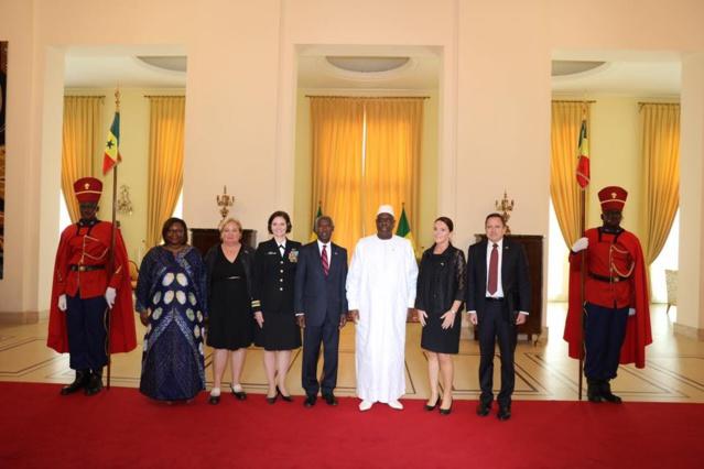 La déclaration conjointe des corps diplomatiques accrédités au Sénégal