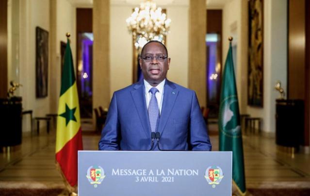 Recrutement de 65 000 jeunes: L'annonce du chef de l'Etat