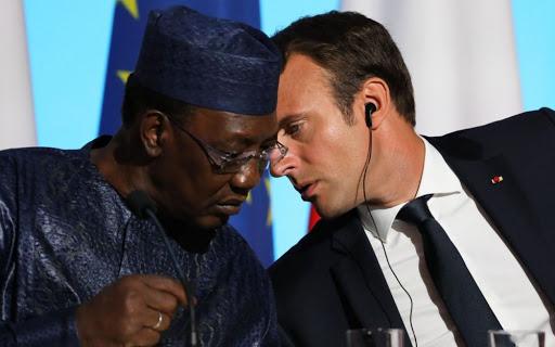 Mort d'Idriss Déby : Emmanuel Macron se rendra aux obsèques du président tchadien