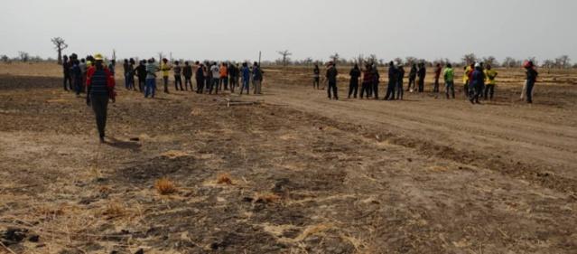 Affaire Ndingler : Les villageois de Djilakh réclament à leur tour les terres, un affrontement avec ceux de Ndingler a fait deux blessés ce matin.