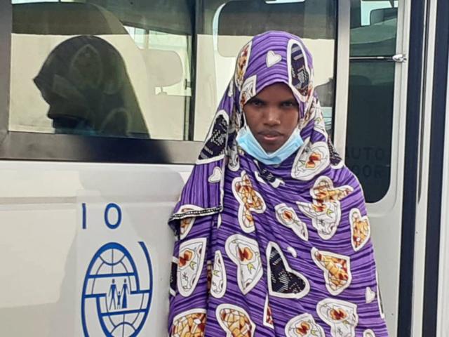«JE SUIS EN VIE MAIS J'AI L'IMPRESSION D'ETRE MORTE » Le témoignage déchirant d'une migrante qui a perdu ses trois enfants dans un naufrage