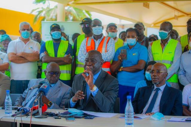 Rejet de l'annulation du marché de BTP pour Ecotra – Le magnifique plaidoyer d'Assane Dioma Ndiaye pour la préférence nationale