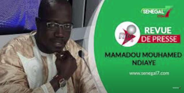Revue de presse rfm du samedi 17 juillet 2021 par Mamadou Mouhamed Ndiaye