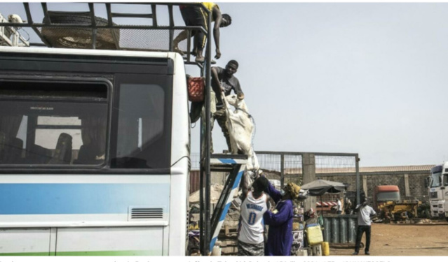 Deux Tabaski, Dakar vide sa population: Un cocktail explosif, malgré la propagation de la Covid