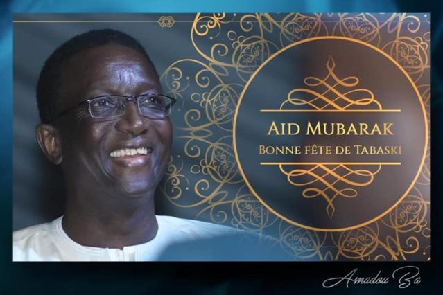 Le message de l'ex ministre des affaires étrangères, Amadou Bâ