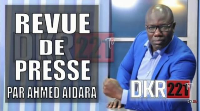 Revue de Presse (Wolof) de Zik Fm du Mardi 14 Septembre 2021 avec Ahmed Aidara