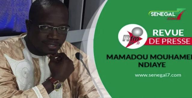 Revue de presse (wolof) Rfm du vendredi 23 septembre 2021 avec Mamadou Mouhamed Ndiaye