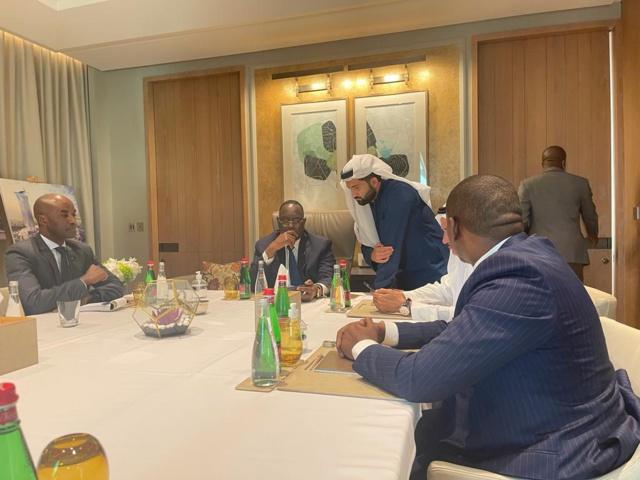 """Expo universelle """" Dubaï 2021 """" - Le secteur privé sénégalais dans les bonnes grâces des investisseurs émiratis grace à Elimane Lam"""