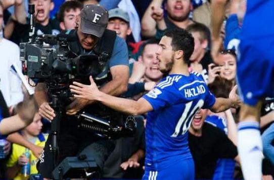 Chelsea endort Manchester United