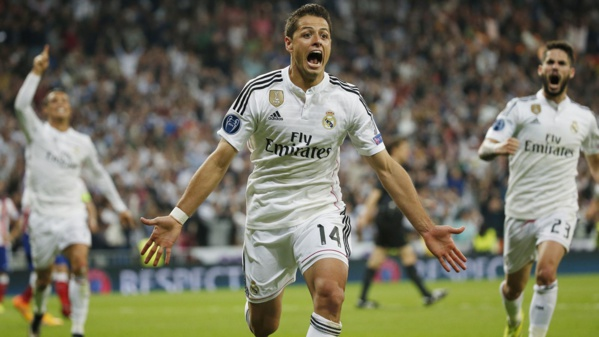 Le Real Madrid se qualifie de justesse face à l'Atlético grâce à Chicharito (1-0)