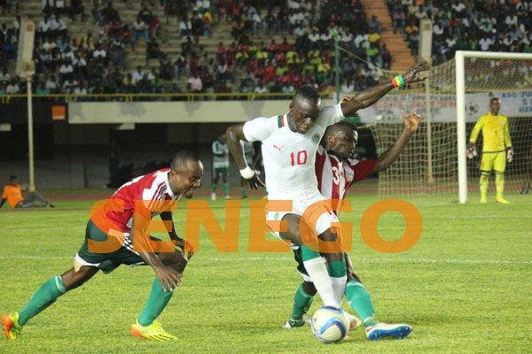 Face au Burundi                                                                                                                                                         Le Senegal gagne par 3/1  sans convaincre