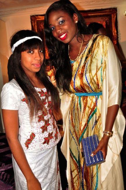 La grande complicité qui règne entre la fille de Viviane et de Youssou Ndour (Photo)