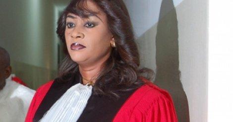 Voici la magistrate Ndèye Khady Diagne, présidente du Tribunal départemental d'instance de Dakar