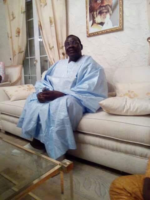"""Confidences de Cheikh Béthio Thioune : """"J'étais un dandy, je mettais ma veste et je me dirigeais vers Ziguinchor pour danser et faire la fête"""""""