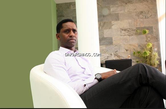 La vie et la carrière de Kabirou M'bodj, PDG Wari