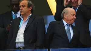 Fifa : Blatter et Platini suspendus huit ans de toute activité liée au football