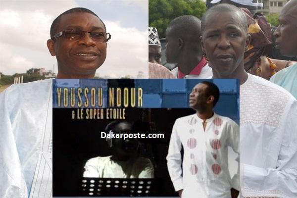 Le magnat Cheikh Amar achète des milliers de CD de l'album Sénégal Rek