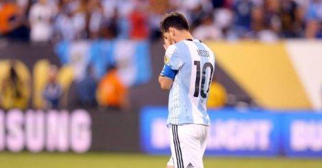 L'Argentine et Messi, c'est fini !
