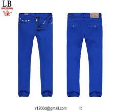 voici comment fixer la couleur d'un jean bleu