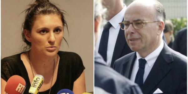 Sécurité : Sandra Bertin maintient ses accusations, Cazeneuve porte plainte